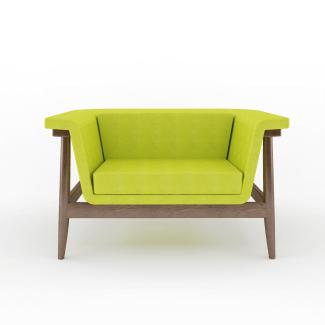 Robinson Sofa Verde Single