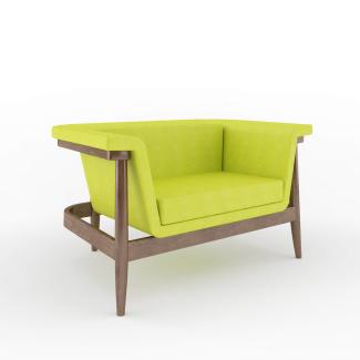 Sofa Verde Single Amazng Furniture Accessories