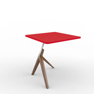 Warhol End Table Scarlet