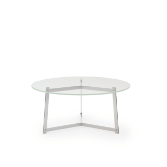 Bolt Centre Table Clear Cirq