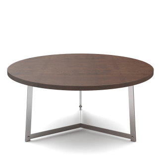 Bolt Centre Table Teak Cirq